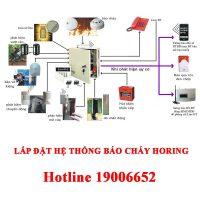 Nhận thi công lắp đặt hệ thống báo cháy Horing tự động tại Hà Nội & tp HCM thumbnail