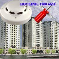Lắp đặt hệ thống thiết bị báo cháy Horing tại Đà Nẵng thumbnail