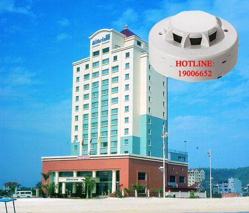 Chuyên gia sửa chữa hệ thống báo cháy cho khách sạn giá rẻ