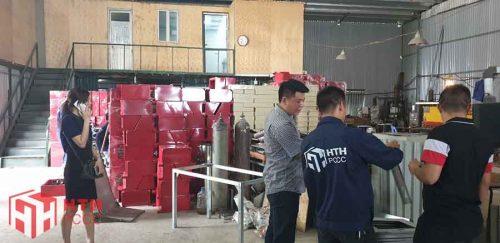 Xưởng sản xuất hộp chữa cháy HTH PCCC thumbnail